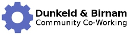 Dunkeld & Birnam Community Co-Working Space Logo